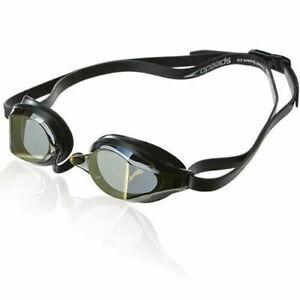Speedo Speed Socket 2.0 Mirrored Swim Goggle Swimming Goggles VAPOR NIP