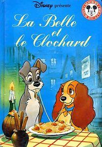 Details Sur La Belle Et Le Clochard Club Du Livre Mickey