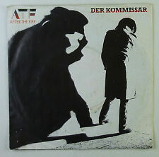 "7"" Single - After The Fire - Der Kommissar - s853 - washed & cleaned"