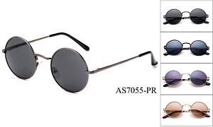 a9c8f7cc30 Image is loading Polarized-John-Lennon-Classic-Sunglasses-Round-Retro-Hippie -