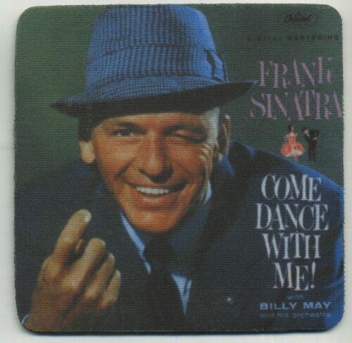 Frank Sinatra Album COASTER - Come Dance with Me