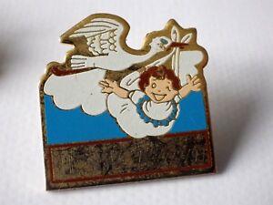Pin-039-s-Vintage-Attachment-Pin-039-s-Birth-Jessica-22-2-1993-K044