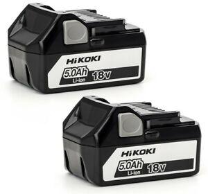 HiKOKI-BSL18502-18V-Bateria-de-litio-5-0Ah-Juego-de-2