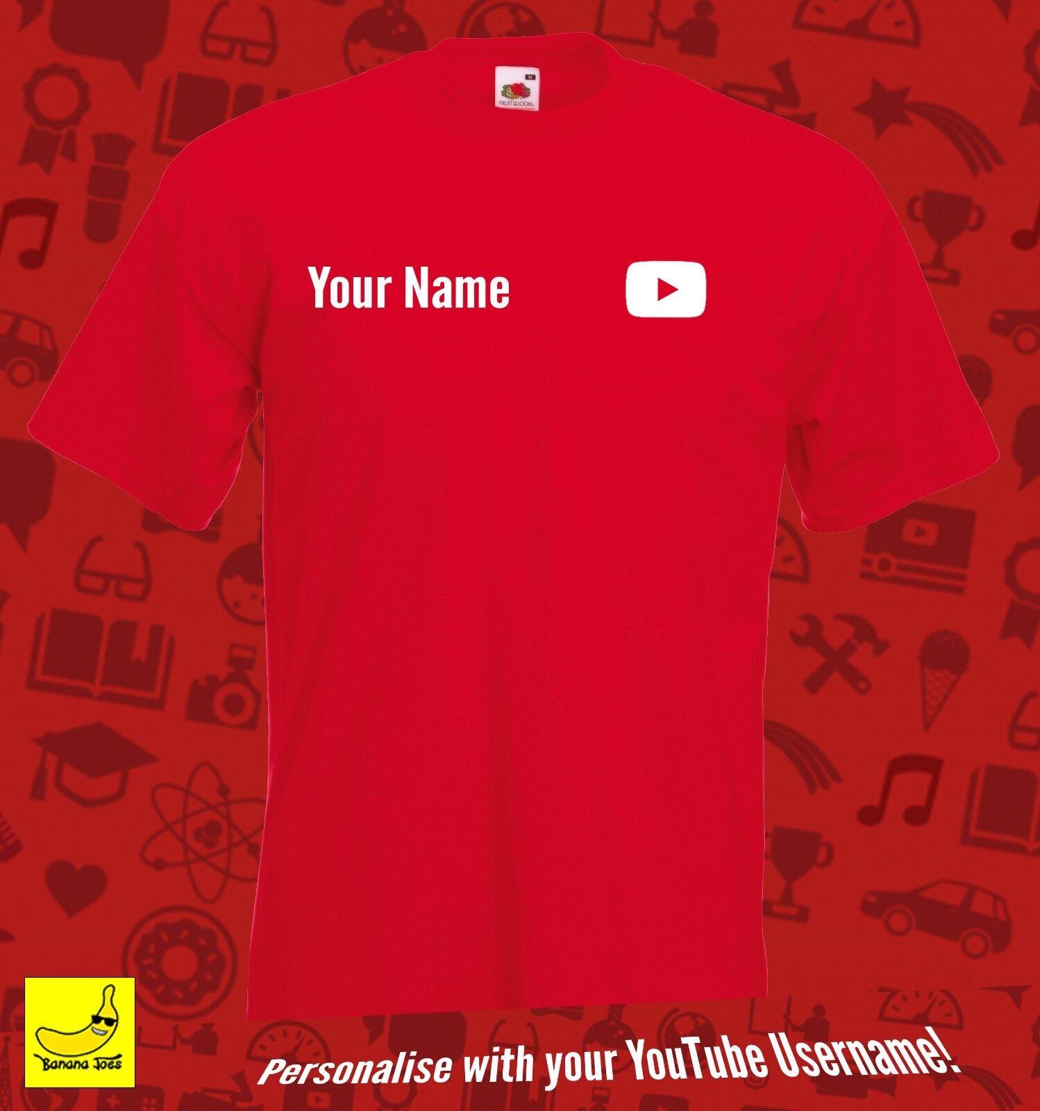 Unisexe jellyblack Gamer Kids T-shirt youtuber garçons filles T-Shirt Cadeau D/'Anniversaire