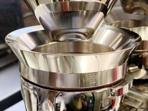 scarlet espresso Präzisions-Trichter »Barista Cono Competition XL 58 mm« Dosing