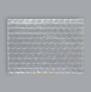"15 Plastic Clear Bubble Packing Envelopes Wrap Bags 5.5"" x 6""_140 x 150mm"