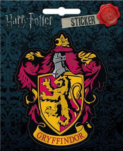 100x Harry House GRYFFINDOR Crest Badge Iron on Patch