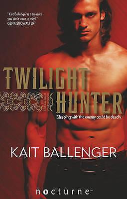 Very Good Ballenger, Kait, Twilight Hunter (The Execution Underground, Book 2) (