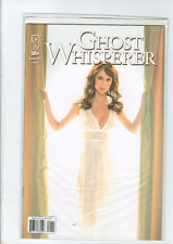 Ghost Whisperer #1 Retailer Incentive Photo Variant IDW Jennifer Love Hewitt