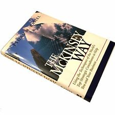 The McKinsey Way by Ethan Rasiel Hardcover Book (English)