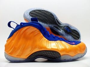 best sneakers 7f016 ddf89 Image is loading NIKE-AIR-FOAMPOSITE-ONE-TOTAL-CRIMSON-GYM-ROYAL-
