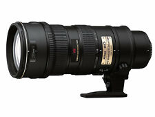 Lichtstarkes Zoomobjektiv Nikon AF S VR 70-200/2.8G IF ED für D800, D750, D610
