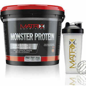 matrix anabolic protein review