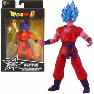 Bandai Dragon Ball Stars Dragonball Super Saiyan Blue Kaioken Goku Action Figure