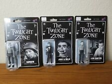 The Twilight Zone 3 3/4-inch Action Figure Series 4 Jerry and Willie