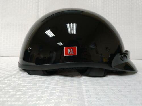 Fulmer AF-91 Half Helmet With Visor Size XL **Major Price Drop** Now $34.95