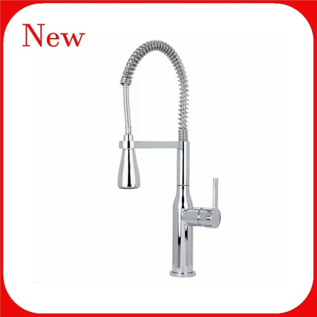 Miseno Mno500bcp Chico Commercial Style Pre Rinse Kitchen Faucet