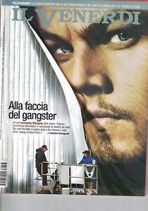 2003 01 10 - Il Venerdi Di Repubblica - 10-01-2003 - N.773 - Leonardo Di Caprio