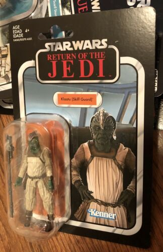 Star Wars Vintage Collection Return of the Jedi Klaatu VC135 Action Figure