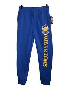 Nba Golden State Warriors Chandal Pantalones Deportivos Talla Extra Grande De La Juventud 18 20 Ebay