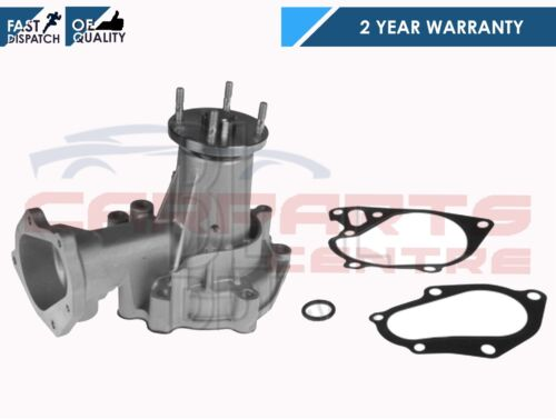 FOR MITSUBISHI L200 2.5TD B40 PREMIUM QUALITY WATER PUMP WITH GASKET AND SEALS