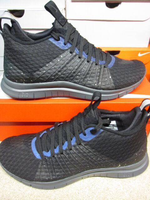 6d3b3fb55e4 Nike Hypervenom 2 FC 3.0 Men's Black Trainers 100 Authentic Sizes UK 7 (eu  41)