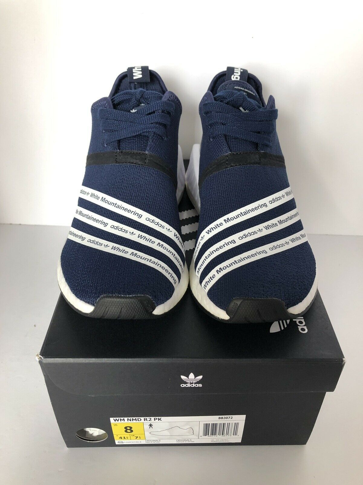 66c966e39d5c1 Adidas White Mountaineering NMD R2 PK Men s Size 8 - BB3072 - New In Box -  Brand zyjkea2924-Athletic Shoes