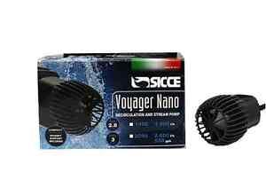Sicce Voyager Nano, 270 GPH compact circulation and stream powerhead pump