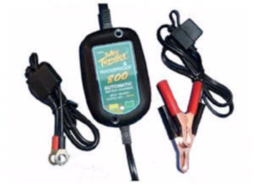 Battery Tender 022-0150-DL-WH Waterproof 12 Volt Fully Automatic Battery Charger