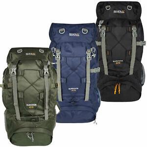 Regatta-Survivor-III-65-Litre-Rucksack-Hiking-Backpack-Trekking