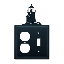 Lighthouse Single Outlet And Switch Cover