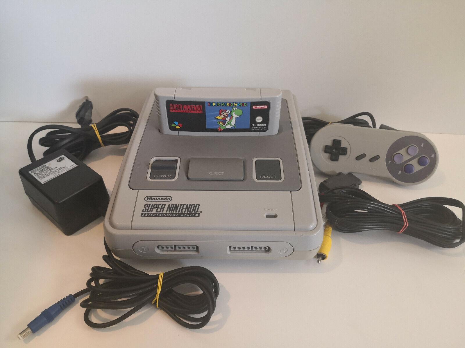 videogiochi e console: Super Nintendo Snes Konsole (verschiedene Varianten), optional mit HDMI