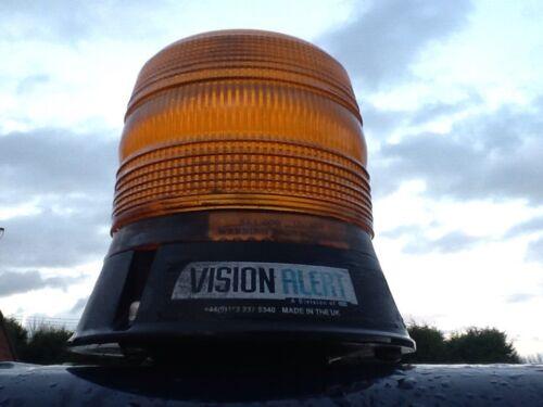 Flashing Beacon Plant Digger Flashing Light