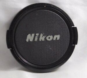 Nikon-snap-on-72mm-Front-Lens-Cap-Japan-Nikkor-Genuine
