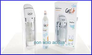 Gasatore acqua per depuratore purificatore osmosi inversa GAS UP frizzante co2