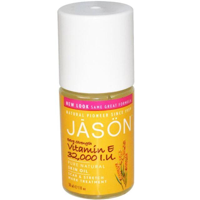 Jason Bodycare Vitamin E Oil 32.000 I.U 29ml