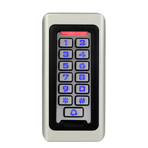 New-Keypad-Standalone-Access-Control-Home-Door-Entry-Controller-Waterproof-IP68