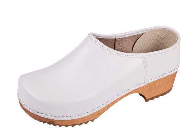Legno intasa Coloreeee  bianco vicino stile svedese.US scarpe Dimensione (uomini)  fornire un prodotto di qualità