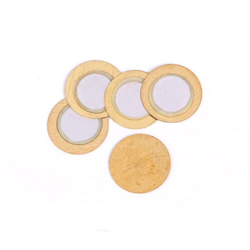 12MM 20MM 27MM Piezo Ceramic Element Copper Buzzer Film Beeper Free Shipping !