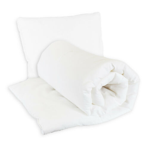 BABY PILLOW QUILT DUVET FILLING 120x90 135x100 150x120 BEDDING COT COTBED CRIB