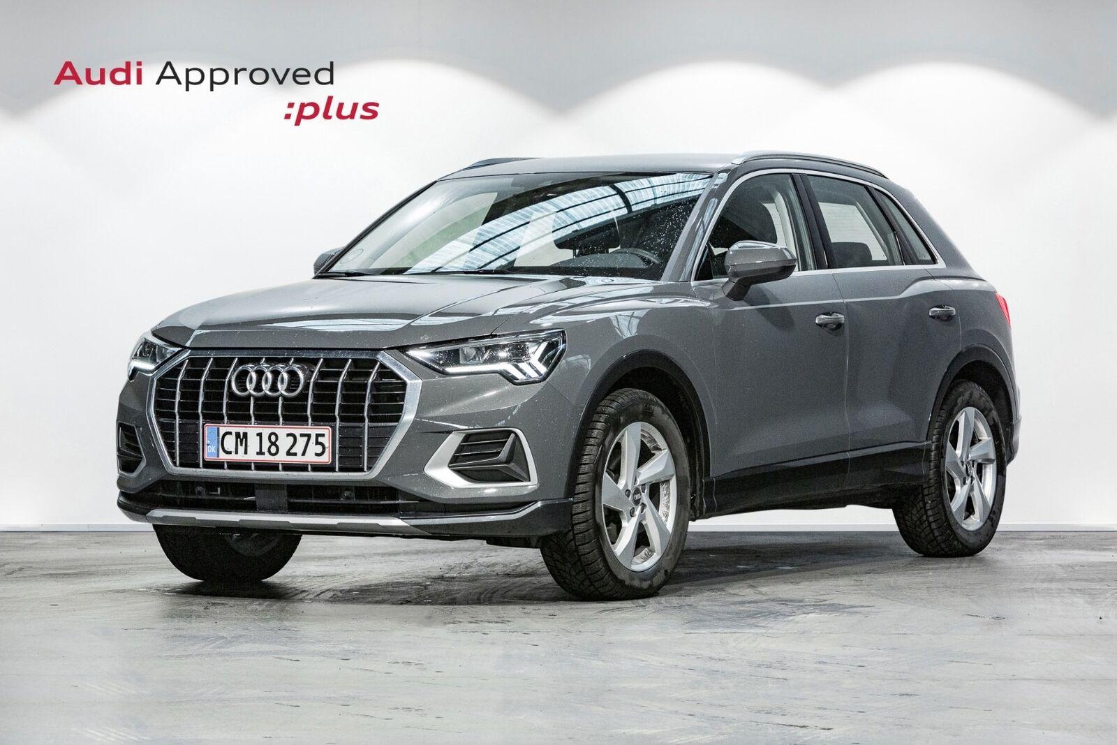 Audi Q3 35 TFSi Advanced 5d - 382.900 kr.