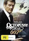 Octopussy 007 DVD PAL Region 4