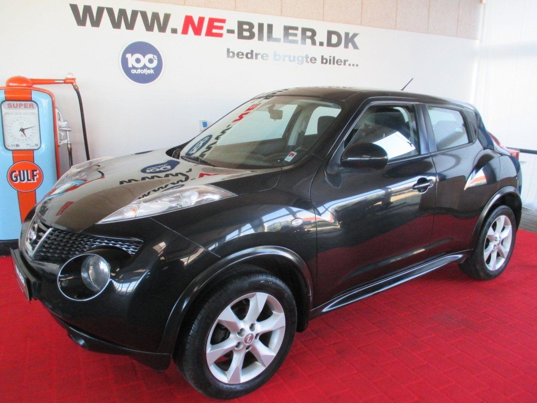 Nissan Juke 1,5 dCi 110 Visia 5d
