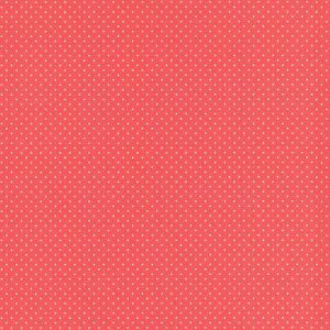 Image Is Loading RED WHITE POLKA DOT WALLPAPER RASCH 442311 FEATURE