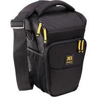 Rg Pro 75 Long Camera Bag For Nikon D3 D3s Fx D2x With Zoom Lens Battery Grip
