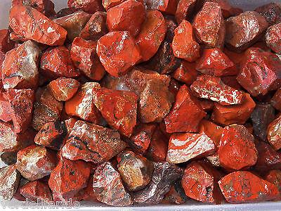 1/2 LB BRECCIATED JASPER  Rough Rock for Tumbling Tumbler Stones 1100+ CARATS