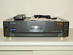 Sony SLV-E9 High-End VHS-Videorecorder inkl. FB&BDA, 2 Jahre Garantie