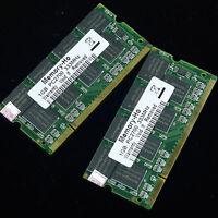 NEU 2GB 2x1GB PC2700 DDR333 333mhz 200PIN 1GB 333Mhz Laptop-Speicher SO-DIMM RAM