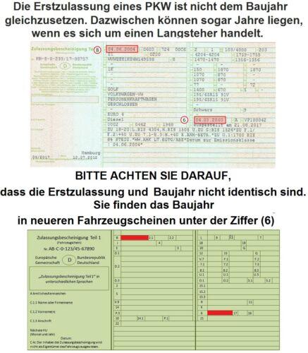 BESTWIPER 65//40 Front Scheibenwischer Wischerblatt Set für Cee/'D Santa Fé III