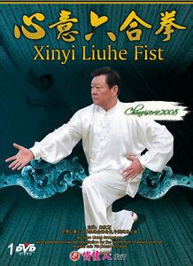 Chinese-Kungfu-Xingyi-Quan-Xing-Yi-Liuhe-Fist-by-Liang-Hongxuan-DVD